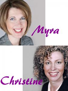 Myra and Christine are here to help